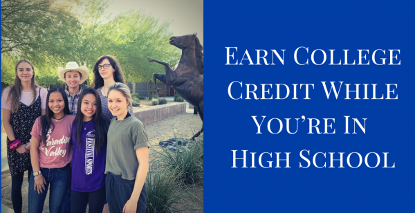Earn College Credit While in High School