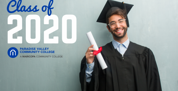 You're not alone ... celebrate your graduation at home!