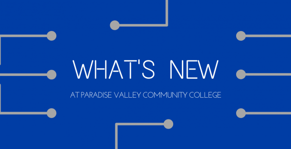 What's New At PVCC?